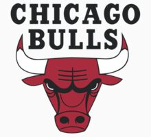 Chicago Bulls One Piece - Short Sleeve
