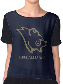Windhelm - Rebel Alliance Chiffon Top