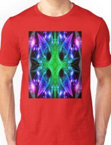 Alien Snowflake Unisex T-Shirt