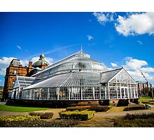 Glasgow Winter Gardens Photographic Print