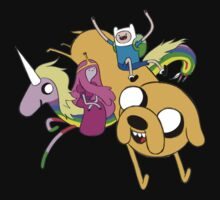 adventure time One Piece - Short Sleeve