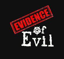 Evidence of Evil Logo Merchandise Unisex T-Shirt