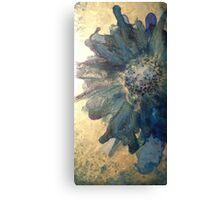 sapphire & sun Canvas Print