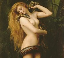 Lilith by Bridgeman Art Library