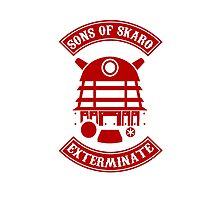 Sons of Skaro Photographic Print
