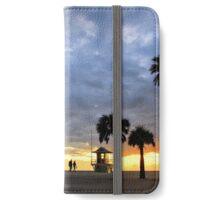 Sunset Stroll iPhone Wallet/Case/Skin