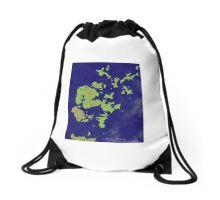 Orkney. Scotland Drawstring Bag
