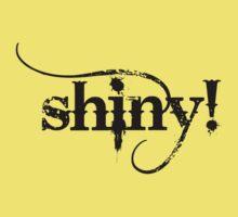 shiny! Baby Tee
