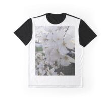 Cherry Blossoms Blooming in DC Graphic T-Shirt