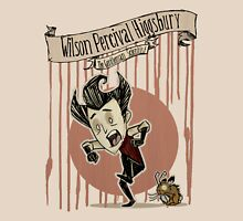 Don't Starve- Wilson Percival Higgsbury T-Shirt