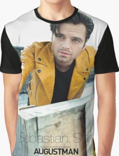 Augustan - Sebastian Stan Graphic T-Shirt