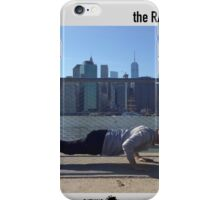 vermont work out iPhone Case/Skin