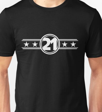Twenty One Stars Unisex T-Shirt