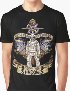 Count The Shadows Graphic T-Shirt