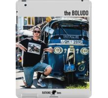 boludo inception iPad Case/Skin