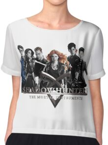 Shadowhunters Women's Chiffon Top