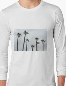 Exotic palms Long Sleeve T-Shirt