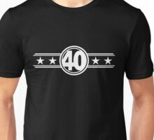 Forty Stars Unisex T-Shirt