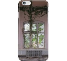 Ivy Covered Windows iPhone Case/Skin
