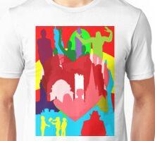 BIRMINGHAM (ENGLAND) THE BIG HEART Unisex T-Shirt