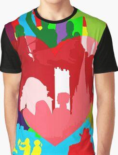 BIRMINGHAM (ENGLAND) THE BIG HEART Graphic T-Shirt