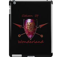 Citizen: Wonderland iPad Case/Skin