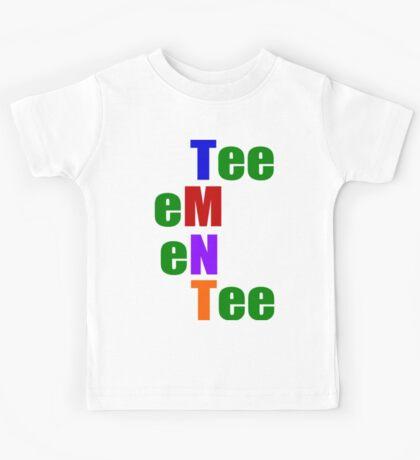 Phonetic TMNT Kids Tee