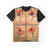 The Poppy Journals...The Tapestry Graphic T-Shirt