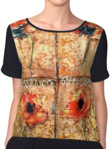 The Poppy Journals...The Tapestry Chiffon Top