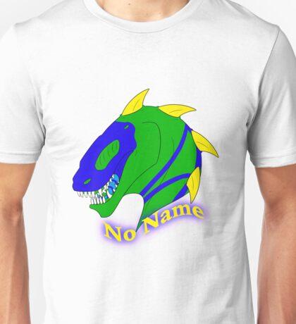 No Name Badge Unisex T-Shirt