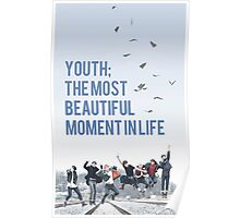 BTS hyyh Poster