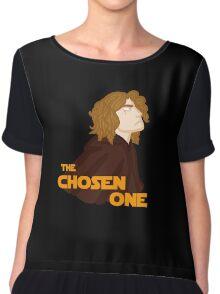 Anakin Skywalker: The Chosen One Chiffon Top