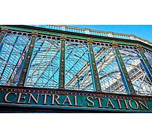 Glasgow Central Station Photographic Print