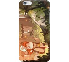 Just Take My Hand Kid iPhone Case/Skin