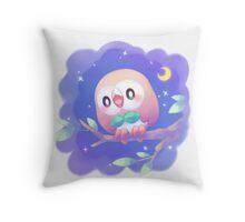 Pokemon - Rowlet Throw Pillow