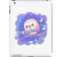 Pokemon - Rowlet iPad Case/Skin
