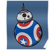 Captain Ameribot Poster