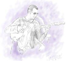Saul Jammin' by Kyleacharisse