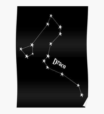 Constellation | Draco 2 Poster