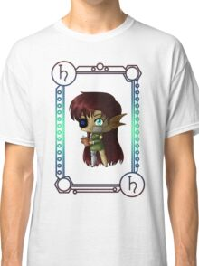 No Need To Yell Classic T-Shirt