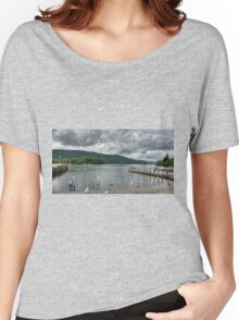 View over Windermere Women's Relaxed Fit T-Shirt