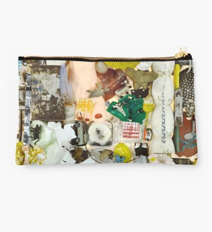 Stub Your Big Toe Two Studio Pouch