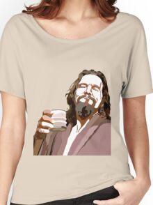 Big Lebowski DUDE Portrait Women's Relaxed Fit T-Shirt