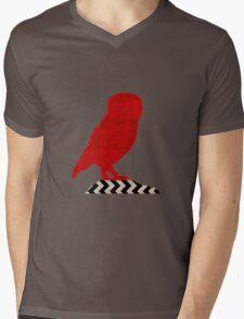 Twin Peaks - Red Room Mens V-Neck T-Shirt