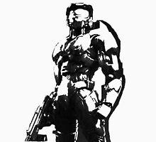 Halo 2 anniversary - Master Cheif Unisex T-Shirt
