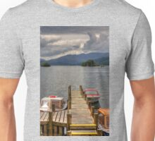 Motorboats for hire Unisex T-Shirt