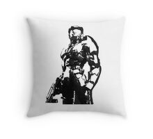 Halo 2 anniversary - Master Cheif Throw Pillow