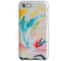 winged horse I iPhone Case/Skin
