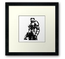 Halo 2 anniversary - Master Cheif Framed Print