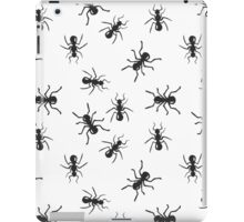 Ant colony insect pattern. iPad Case/Skin